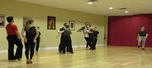 Diasporic Dancers in Ottawa based Dance studio